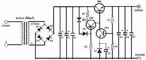 High Voltage Regulator Schematics