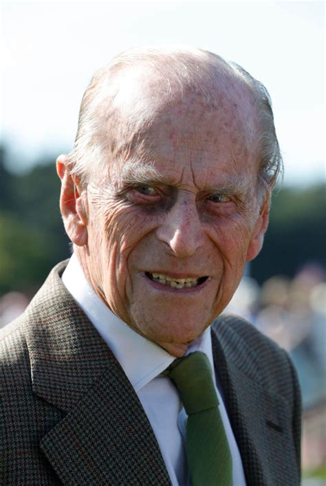 Prince Philip has been banned from doing this at Balmoral ...