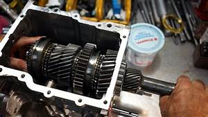 How To Rebuild A Tremec Tko 3550   500 Or 600 5 Speed