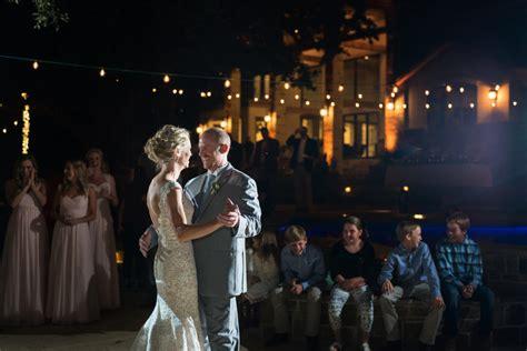luxury backyard wedding fort worth texas texas wedding