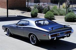 1973 Dodge Charger Custom Coupe