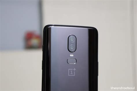 oneplus 6 android pie update rolling out as open beta 1