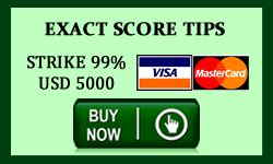 Free exact score soccer tips