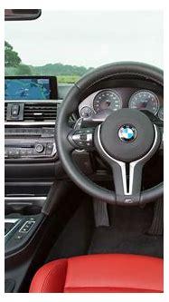 BMW M4 interior | Autocar