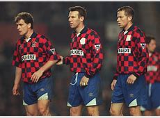 Classic Kit Clashes A Brief History Of Football's Fashion