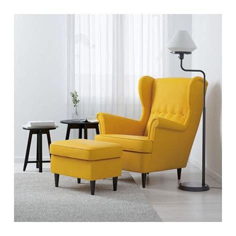 Ikea Hocker Strandmon by Strandmon Hocker Skiftebo Gelb Wohn Upgrade