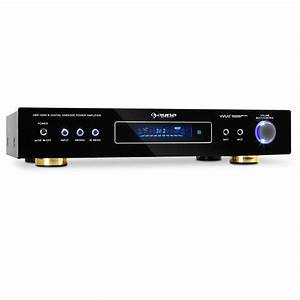 5 1 Home Theater Surround Sound Amplifier 600w Radio Hifi