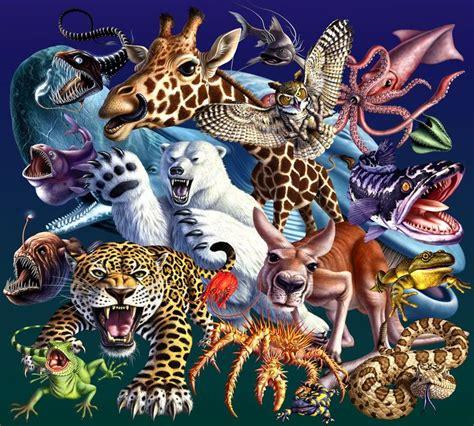 weird wild creatures montage  jerry lofaro creatures