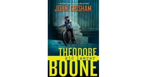 theodore boone kid lawyer book review