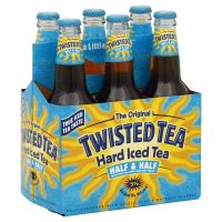 twisted tea light drinkers de light heavy on the light on the calories