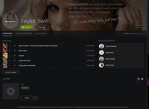Spotify Boss Fights Back Against Taylor Swift, Says They ...
