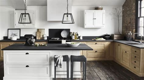 shaped kitchen design ideas real homes