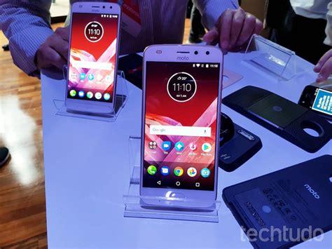 moto z2 play celulares e tablets techtudo