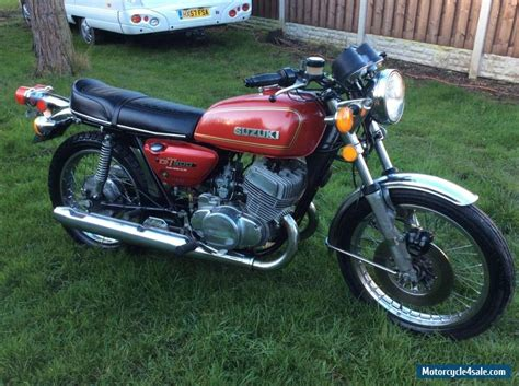 Suzuki Sale by 1976 Suzuki Gt500 For Sale In United Kingdom