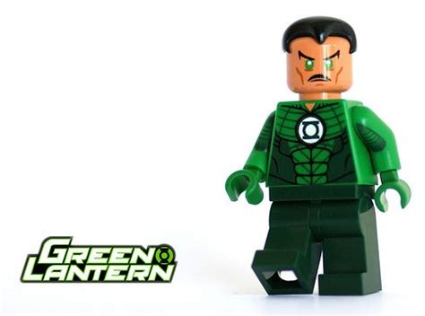 green lantern custom minifigures custom lego minifigures