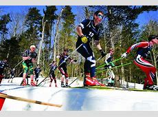 Train like a pro Gaining fitness before winter XC Ski