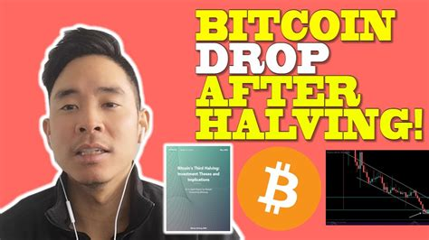 Will bitcoin halving affect its price? Bitcoin's Price May Drop after the 2020 Halving & Here's ...