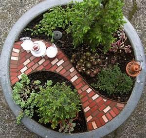 30, Diy, Ideas, How, To, Make, Fairy, Garden