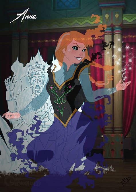 les princesses disney  flippantes  jamais version