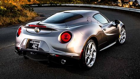 Alfa Romeo 4c Price Revealed