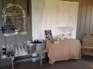 17 best images about rustic bridal shower on pinterest With rustic wedding shower decorations