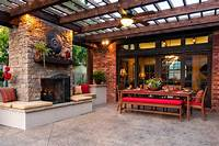 patio decor ideas 27 ideas for decorating patio with lighting fixtures ...