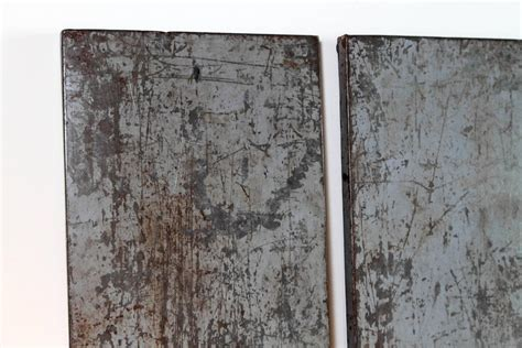 vintage architectural metal wall decor panels for sale at