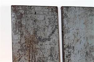 Vintage Architectural Metal Wall Decor Panels For Sale at ...