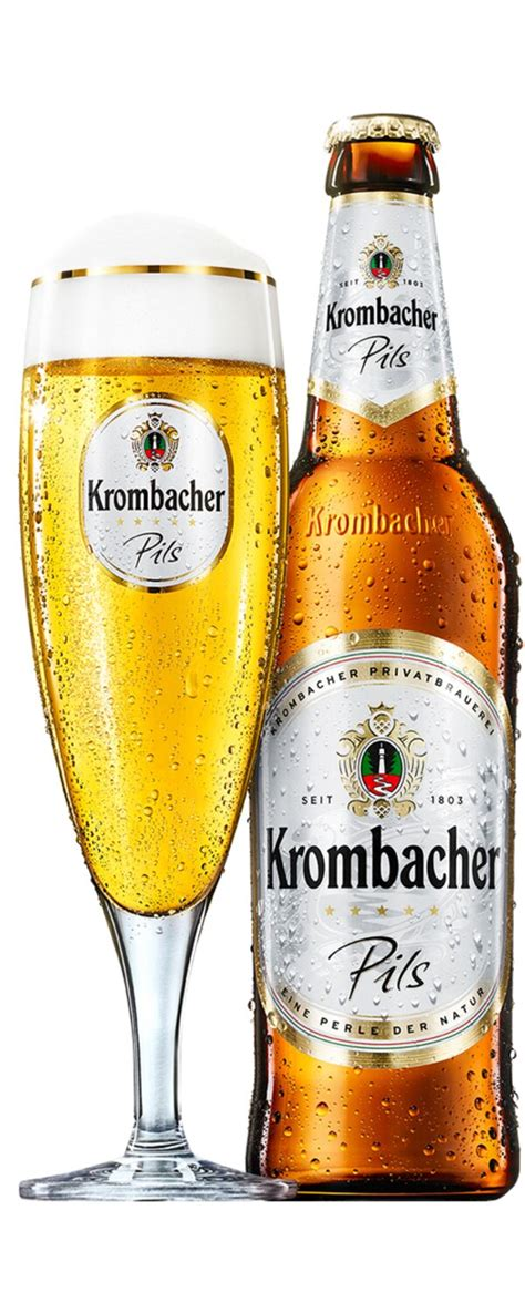 Krombacher Pils | Krombacher