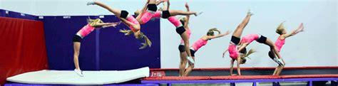 recreational  tumbling gymnastics