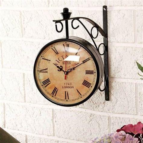 iron antique wall clocks rs  piece daksh enterprises