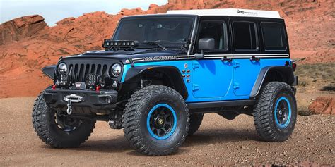 moab easter safari delivers seven rugged jeep concepts caradvice