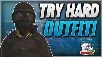 Gta Try Hard Dope Outfit