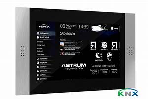 Smart Home Knx : 10 touch panel knx visualisierung smart home software ~ Lizthompson.info Haus und Dekorationen