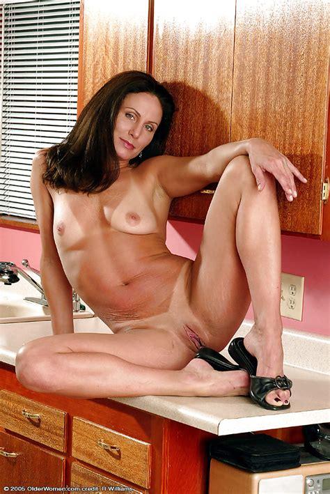 Amazing 40 Year Old Brunette Milf Charlotte 14 Pics