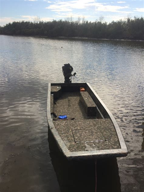 Louisiana Mud Boat by Of Mud Boat Builds The Hull Boating And