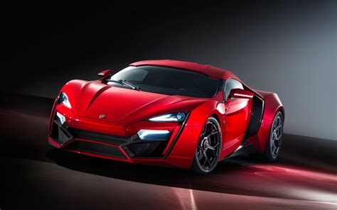 Lykan Hypercar : Lykan Hypersport Hypercar Wallpapers