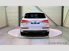 Audi SQ5 3 0 TDI Quattro Tiptronic White YouTube