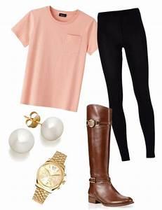 Pink Top Black Jeans Nice Outfits u2013 ZKKOO | Pop Miss