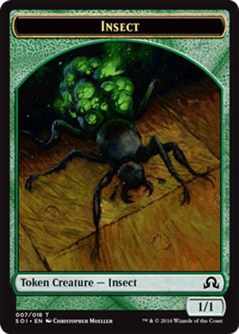 Mtg Insect Deck Tappedout by Infested Standard Mtg Deck