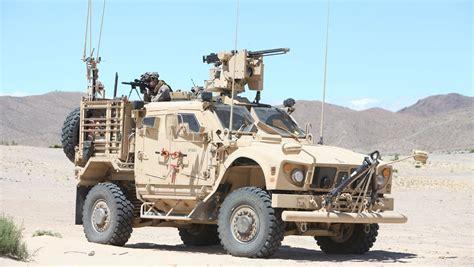 Mrap All-terrain Vehicle (m-atv)