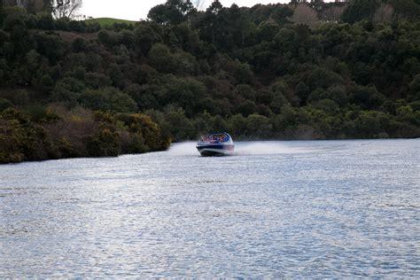 Huka Jet Boat by Lake Taupo Huka Falls River Cruise Vs Jet Boat