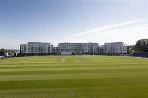 Bedroom flat for sale in living bristol cricket ground