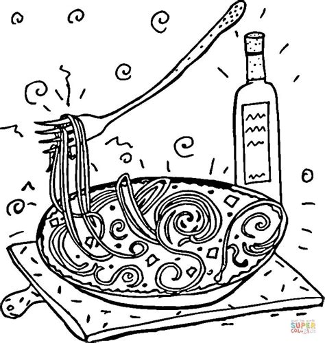 italy coloring pages    print