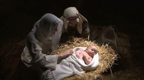nativity scene stock  royalty  footage getty
