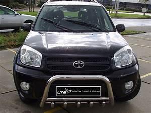 Toyota Rav4 Stainless Steel Chrome Axle Nudge A