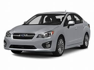 2014 Subaru Impreza Sedan Values