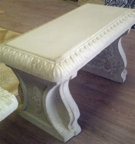 concrete bench molds lowes home design ideas
