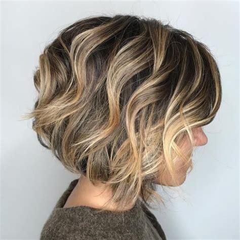 layered bob styles modern haircuts  layers