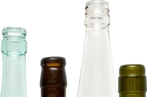Altglasflaschen Mit Oder Ohne Verschluss In Den